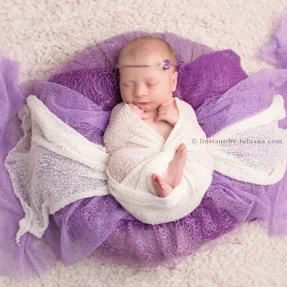 Knitting For Newborn Photography : Soft stretch knit wrap for newborn photography pieces