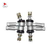 two pair 4 pieces steering tie rod end /ball joint for LONCIN 250 F/JIANSHE 250 5 /SHIPAO/BASHAN ATV/LONCIN 200 ATV