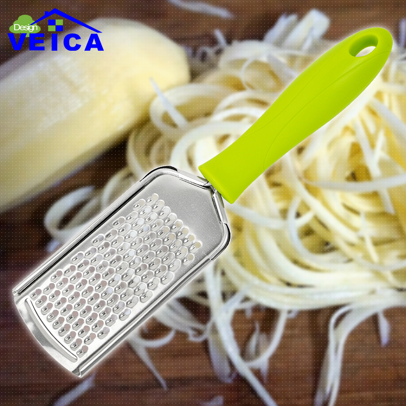 2019 Rushed Sale Slicer Watermelon Cutter Cozinha Stainless Steel Hole Grater Plane Cheese Shovel Shredded For