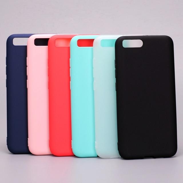 the latest fe0ed 3e072 US $1.69 30% OFF Xiaomi mi6 case Silicone xiaomi mi 6 case cover Matte TPU  case for xiaomi mi6 mi 6 Ultra thin Solid colors Soft-in Fitted Cases from  ...
