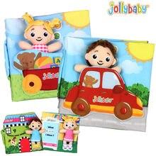 Livres, développement de livres, Mini poupée, jouets éducatifs pour enfants de 0 à 12 mois, développement en image, apprentissage précoce