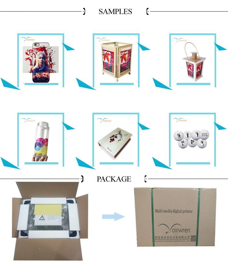 Multi-Functional Printer-UV Printing Machine-3D Embossed Effect-6a