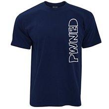 BOOM HEADSHOT You Just Got Pwned B*$@#! Battlefield Gaming Mens T-Shirt Breathable Comfortable T Shirt