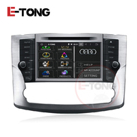 Newest Car Dvd Player For Toyota Avalon 2012 With Android 4 4 4 8 Inch Car