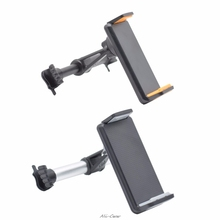 Universal Alloy Car Back Seat 4-11 inch Smart Phone Tablet PC Holder Bracket Mou