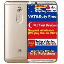 Original ZTE AXON 7 A2017 Qualcomm Snapdragon 820 Qual Core 4G RAM 128G ROM 5 5inch