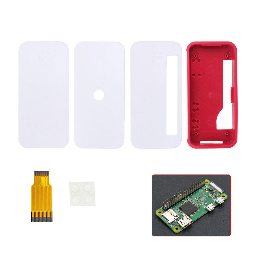 Acrylic Board Demo Shell Protection Compatible Box Accessories Professional ABS Electric Practical Durable For Raspberry Pi Zero