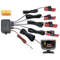 Original Professional Car Parking Plat Sensor Buzzer 4 OEM Sensors 16mm Car Parktronic System