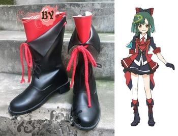 Обувь для костюмированной вечеринки; ботинки на заказ; AKB0048