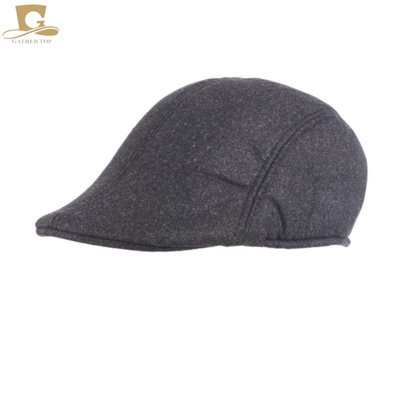 Autumn and winter fashion cap forward cap peaked newsboy casual beret cap hat free shipping