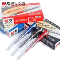 QSHOIC 12pcs Box Gel Pen Different Colours Chengguang GP1111 1 Office School Supply Box Red Blue
