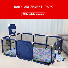 Baby Playpen for Children Pool Balls for Newborn Baby Fence Playpen for Baby Pool Children Kids Safety Barrier Play Yard baby playpen kids fence playpen plastic baby safety fence pool 6 months like this have space for an actual playroom
