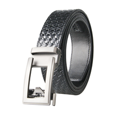 Famous Brand Belt Men Top Quality Genuine Luxury Leather Belts for Strap Male Metal Black Automatic Buckle
