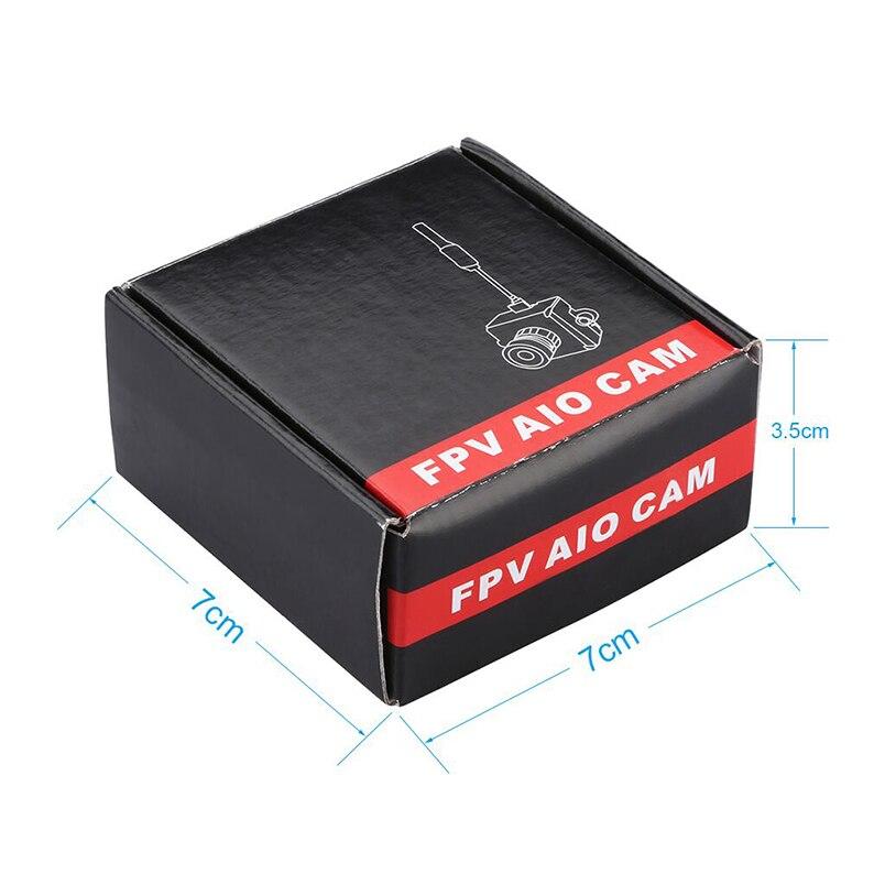 Jmt 5.8g 25 mw 40ch 800tvl transmissor