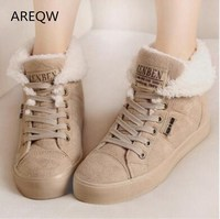 New 2014 Fashion Fur Female Warm Ankle Boots Women Boots Snow Boots And Autumn Winter Women