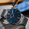 Curren Mens Watches Top Brand Luxury Gold Quartz Men Watch Drop Shipping Mesh Strap Casual Sport Male Relogio Masculino 8238 3