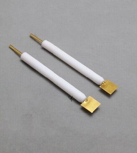 Gold Plate Electrode 20*20*0.1mm Gold ElectrodeGold Plate Electrode 20*20*0.1mm Gold Electrode