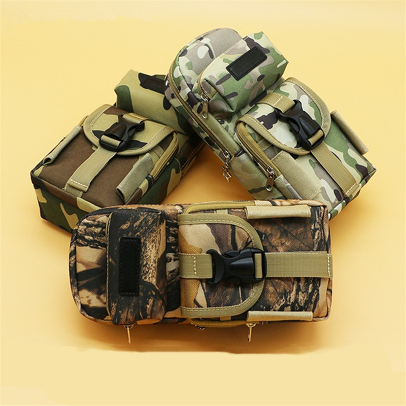 Camouflage School Bag Pencil Case Kawaii Stationery Supplies For Boys Military Style High Capacity Durable Oxford Cloth Pen Box 2015 new kryptek typhon pilot fast helmet airsoft mh adjustable abs helmet ph0601 typhon