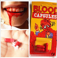 1PIECE Strange new toys April fools day those trick items toys Horror scary prop Blood Pill