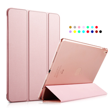 ZOYU For Apple iPad Pro 9.7 Cases PU Leather Smart Cover table accessories case tablet Sleep Wake up for apple iPad air 2 case
