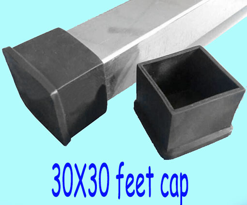 Aliexpresscom Buy 3030mm table leg cover Capsquare  : 30 30mm table leg cover Cap square pipe tube table lag foot pads furmiture chair desk from www.aliexpress.com size 510 x 423 jpeg 43kB