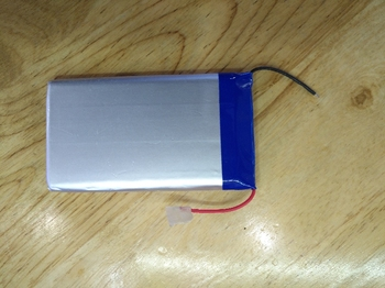 Package 3.7V polymer lithium battery 805085 core charging treasure