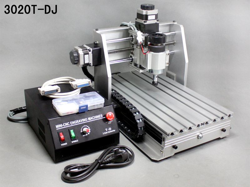 PCB Milling Machine CNC3020T-DJ  DIY CNC Wood Carving Mini Engraving Machine PVC Mill Engraver CNC Engraver Drilling Machine cnc 3020 mini desktop engraving machine 2030 drilling