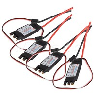Mxfans 4x 30A SimonK Brushless Speed Controller ESC (with BEC) For RC Quad Multicopter