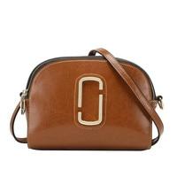Nesitu Brown Black Red Grey Green Split Leather Small Women Messenger Bags Cross body Female Shoulder Bags For Girl #M0812