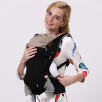 2019 Fashion Baby Carrier Hipseat Baby Backpack Ergonomic Carrier 360 Multifunctional Baby Wrap Slings for Baby