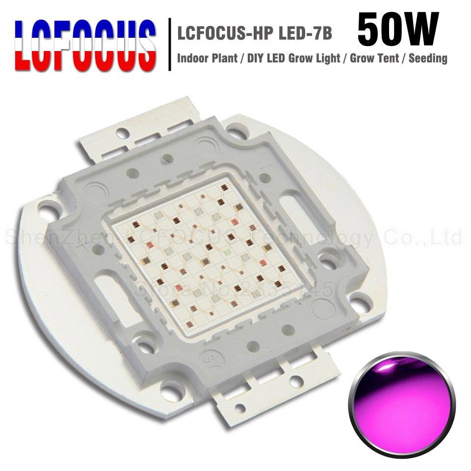 La puissance élevée 30 W 50 W 100 W 200 W 300 W élèvent l'ampoule de lampe de l'épi SMD de puce LED pour la plante d'intérieur de tente
