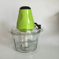 1pcs Household Electric Grinder Vegetable Cutter Multi Function Food Cooking Mixer Household Veggie Chopper Kitchen Tools
