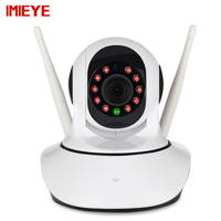 IMIEYE WiFi IP Camera Wireless HD 720P Home Security Baby Monitor Infrared IR Night Vision Motion