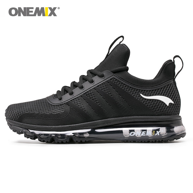 2018 Max Men Running Shoes Women Trail Nice Trends Athletic Trainers Black  High Sport Boots Cushion