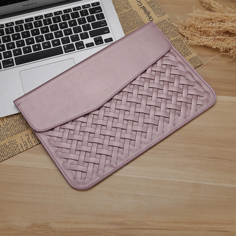 Leather Laptop sleeve 13.3 inch for Macbook air 13 sleeve for Macbook pro 13 sleeve Laptop bag case