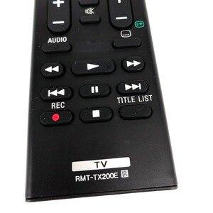 Image 2 - Neue RMT TX200E Fernbedienung passt für Sony TV XBR 49X707D XBR 49X835D KD 65X7505D KD 49X7005D KD 55X7005D