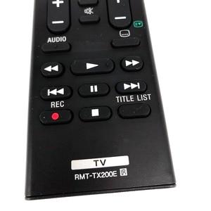 Image 2 - חדש RMT TX200E שלט רחוק מתאים עבור Sony טלוויזיה XBR 49X707D XBR 49X835D KD 65X7505D KD 49X7005D KD 55X7005D