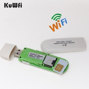 Image 4 - 3G USB WiFi Router Mobile Hotspot Mini 3G WIFI Dongle Modem With SIM Card Slot Support 3G Network WiFi Networks for Car or Bus