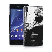 Eminem Unique Pretty Funny UV Black Bag Case For Sony Z2