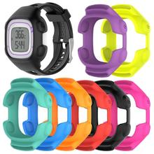 ALLOYSEED 1Pcs S/L Size Soft Silicone Smart Watch Protective Case Cover