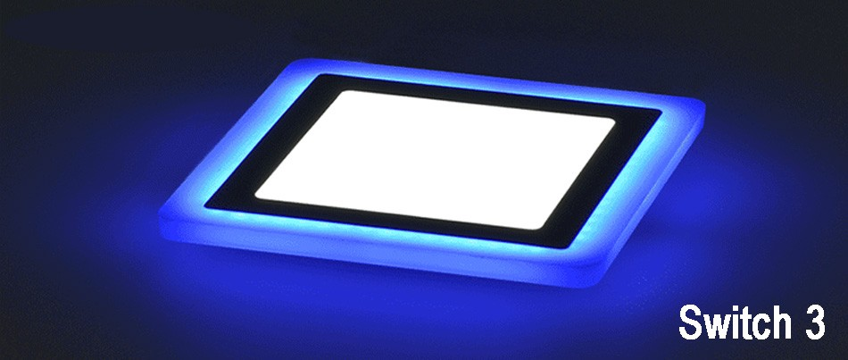 Double color led panel (13)