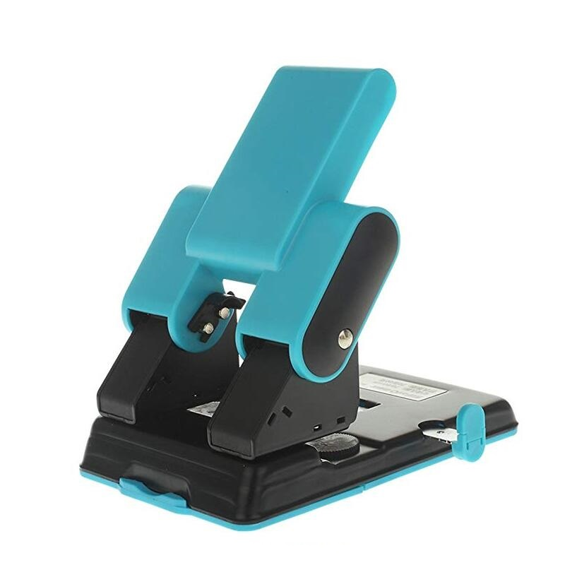 2 Hole Punch Heavy Duty Punch 6mm Holes 70mm or 80mm Adjustable Hole Distance 70 Sheet