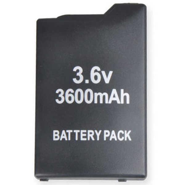 1 sztuk tylko dla Sony PSP baterii SLIM 2000 3000 wymiana akumulator 3600mAh