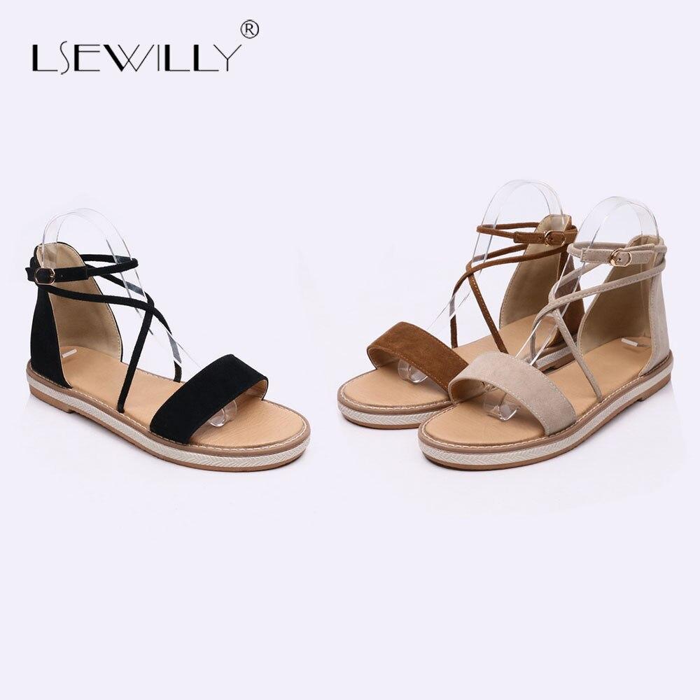 Plat S178 Bohême Talons De Taille Beige marron Rome Femmes Sandales Chaussures 2 Style Sandalias Mode D'été noir Lsewilly Casual 14 Gladaitor Grande TkXuZiPO