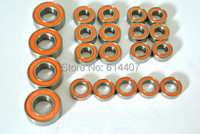 Modle Car Bearing Sets Bearing Kit TRAXXAS CAR STAMPEDE VXL 4X4 Free Shipping