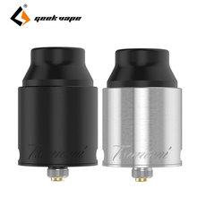 Oruginal geekvape Цунами про 25 rda распылителя 25 мм воздуха, регулируемое один/двойной построить двухслойные e-сигареты ввиду капает танк