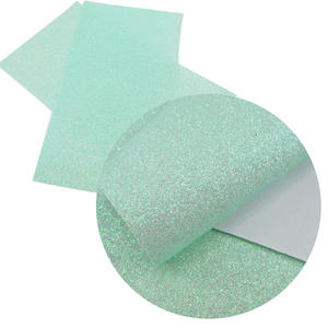 David glitter faux Synthetic leather fabric bow diy 1piece 48cf74ff6547