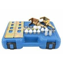 Herramientas de detección de fugas de tuberías de refrigerante de aire acondicionado, sistema de aire acondicionado de automóviles, herramientas de detección de fugas