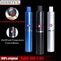 Herbstick FyHit ECO S Portable Vaporizer Dry Herb Kit Ciggo Electronic Cigarette Vapor Temperature Control 2200mah