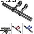 Snowshine2 #3522 Mango de Bicicleta Titular Linterna Accesorios Para Bicicletas Bar Extender Monte Soporte al por mayor envío gratuito